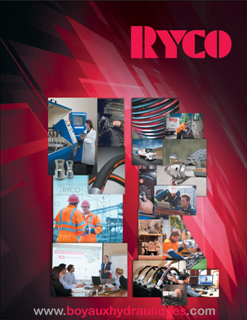 RYCO PRODUCT TECHNICAL CATALOG